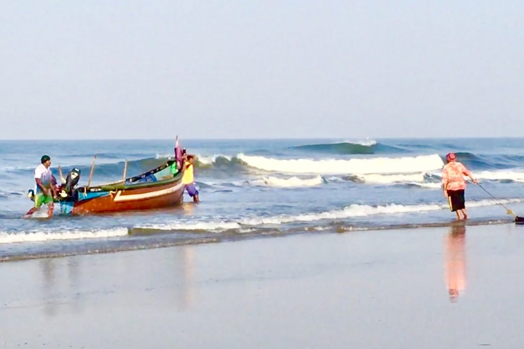 Travel to Arambol Beach